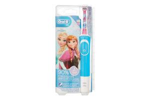 ORAL_B Електрична зубна щітка (3+ років) D100.413.2K Frozen типу 3710