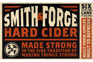 Smith & Forge Hard Cider - 6 PK