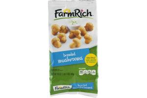 Farm Rich Mushrooms Breaded