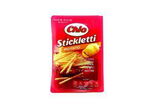 Соломка Chio Stickletti зі смаком картоплі 80г х20
