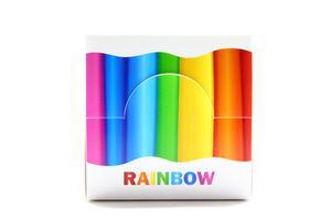 Папір Rainbow для нотаток кольоровий 20908