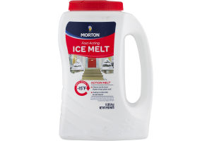 Morton Fast Acting Ice Melt