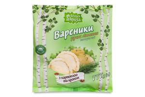 Вареники з картоплею та кропом Белая Бяроза м/у 777г