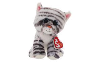 Іграшка м'яка №42304 Сіре кошеня Millie Beanie Boo's TY 1шт