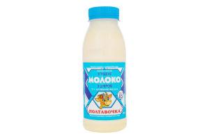 Молоко сгущенное 8.5% с сахаром Полтавочка п/бут 380г