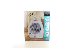 Тепловентилятор Ergo HV-105 1000/2000Вт
