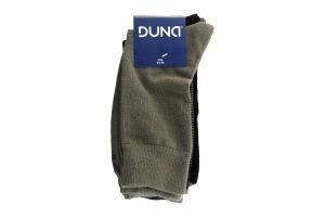 Шкарпетки Duna чоловічі 1060 p.27-29 хакі 3пари