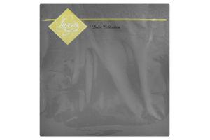 Серветки Luxy Decor Collection 33*33см 20шт Чорні х6