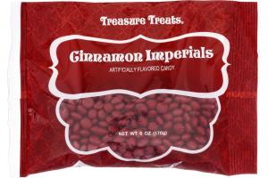 Treasure Treats Cinnamon Imperials