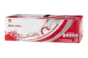 Ahold Cola Diet - 12 CT