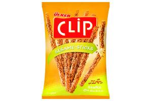 Cоломка с кунжутом Clip Ülker м/у 100г