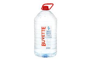 Вода питна природна негазована Smart Water Buvette бут 5л