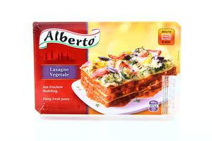 Лазанья Alberto з овочами та сиром 400г х5