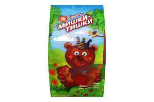 Печенье Мишки-Тишки Бисквит-Шоколад 250г