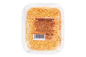 Чечевица ядра бобов красные сушеные Натуральні продукти п/у 250г