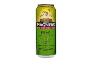 Сидр Magners Pear грушевий з/б 4.5% 0,5л х24