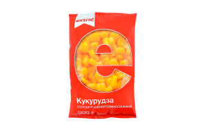 Кукуруза Extra! сладкая быстрозамороженная