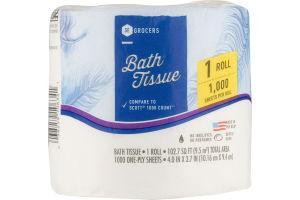 SE Grocers Bath Tissue