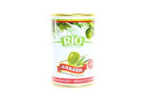 Оливки без косточки Rio ж/б 300г