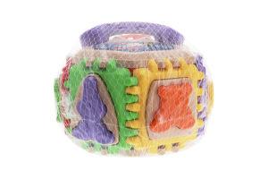 Іграшка-сортер для дітей від 12міс №39784 Magic phone Tigres 1шт