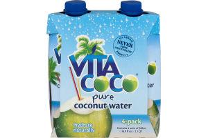 Vita Coco Pure Coconut Water - 4 PK