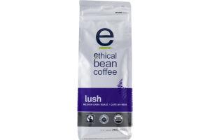 Ethical Bean Coffee Whole Bean Arabica Coffee Lush Medium Dark Roast