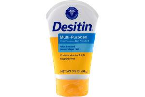 Desitin White Petrolatum Skin Protectant Multi-Purpose