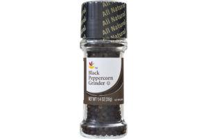 Ahold Black Peppercorn Grinder
