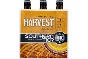 Southern Tier Brewing Company Harvest Seasonal Special Ale - 6 CT