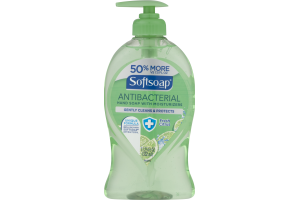 Softsoap Antibacterial Hand Soap Fresh Citrus