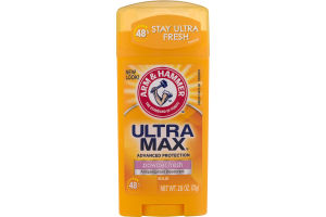 Arm & Hammer Antiperspirant Deodorant Ultra Max Powder Fresh