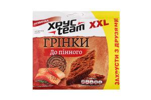 Гренки копченый лосось ХРУСteam м/у 90г