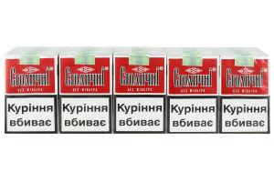 Сигарети Столичні без фільтра