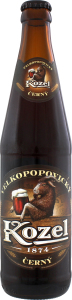 "Пиво темне ""Velkopopovický Kozel Černý"" (""Велкопоповицький Козел Темне"") 0,45 л"