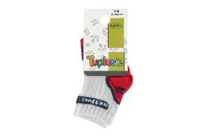 """Шкарпетки дитячі TUPTUSIE 100 (унісекс) р. 7-9, 1 шт (ТМ """"TUPTUSIE"""")"""