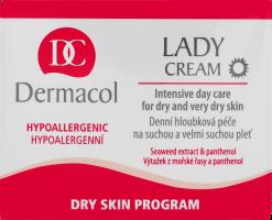 DC Lady Крем денний д/сухої шкіри 50мл (к)