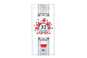 Кава 32Pounds класік смажена мелена в вакумній упак.250г х6
