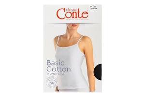 Топ жіночий Conte elegant Basic Collection №LT2019 170-92/M black
