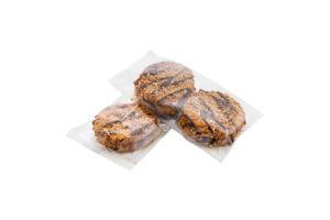 Печенье сдобное с декором Альпийское Деліція кг