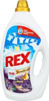 РЕКС автомат гель 3 л Ароматер. з ефірн. оліями та аромат. Прованськ. лаванди і Жасмину