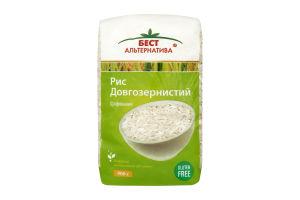 Рис длиннозернистый Бест Альтернатива м/у 900г