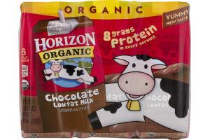 Horizon Organic Lowfat Milk Chocolate - 6 CT