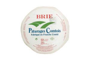 Сир 50% Brie Paturages Comtois кг