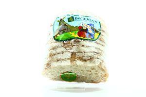 Хліб Мілльвілль Вайсброт нарізаний скибками 250г