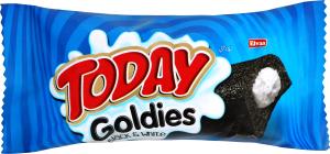 Пончик з молочним кремом Black&White Goldies Today м/у 45г