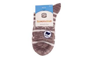 Шкарпетки жіночі Брестские Arctic №15C1404 23 капучино