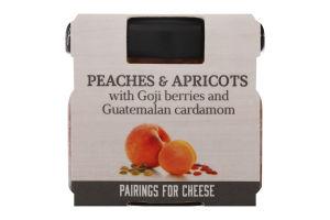 Соус сладкий к сыру из персиков и абрикосов, ягодами годжи и кардамоном Can Bech с/б 115г