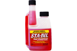 Sta-Bil Fuel Stabilizer and Performance Improver