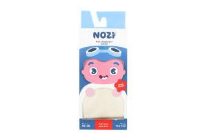 Nozi колготки дитячі K0001 р.116-122 milk