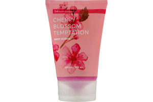 be bath escapes Cherry Blossom Temptation Body Scrub